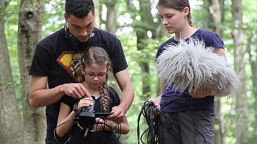 Jugend NaturfilmCamp